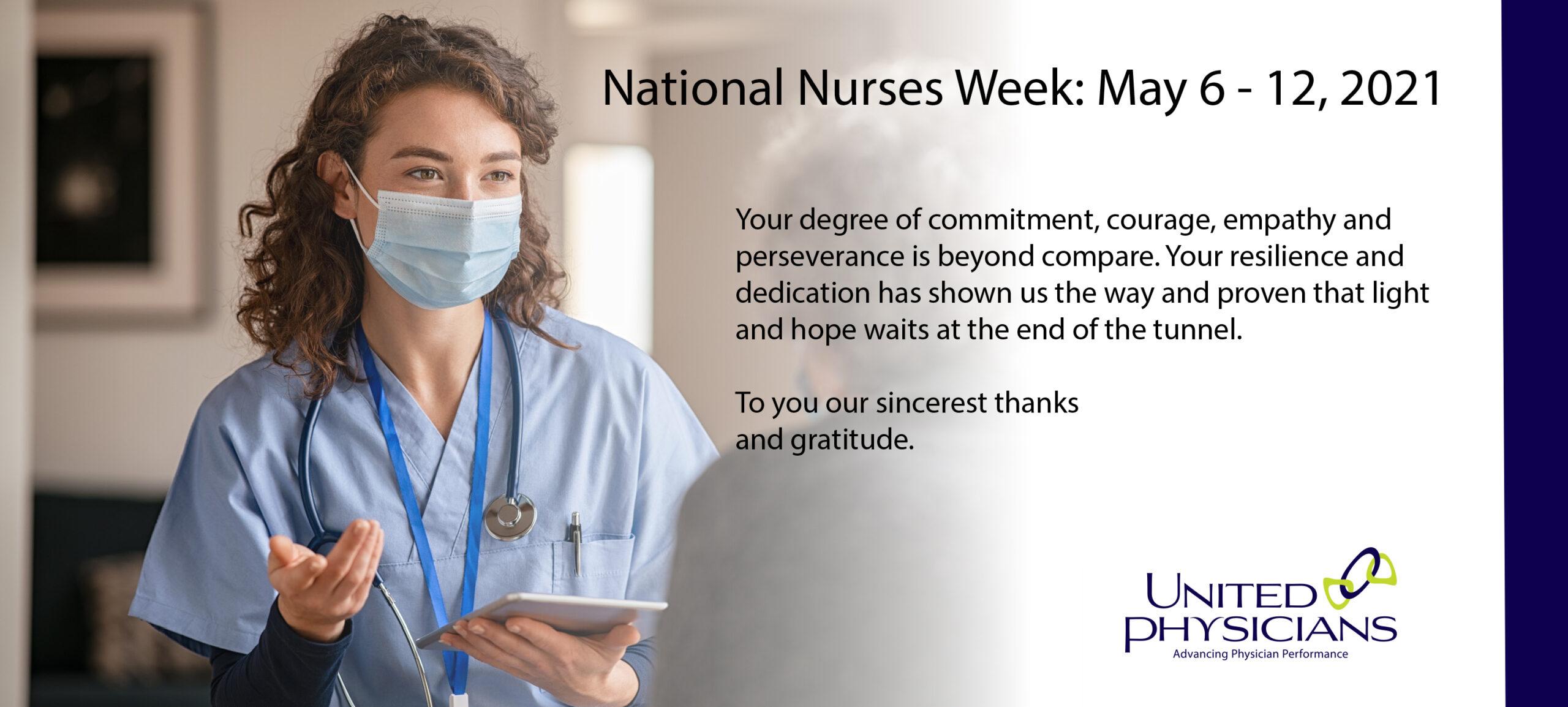 Nurses Week 5 6 2021