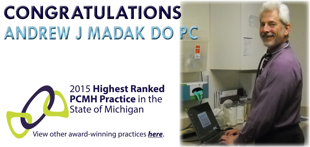Congratulations, Dr. Madak!